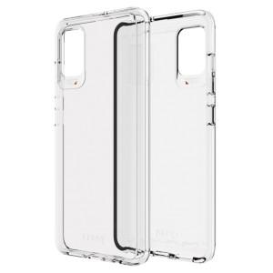 Gear4 D3O Crystal Palace Hülle / Cover Samsung Galaxy A71 Transparent