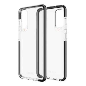 Gear4 D3O Piccadilly Hülle Samsung Galaxy S20 Transparent / Schwarz 702004878