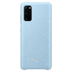 Samsung Led Cover / Hülle Galaxy S20 Blau EF-KG980CL
