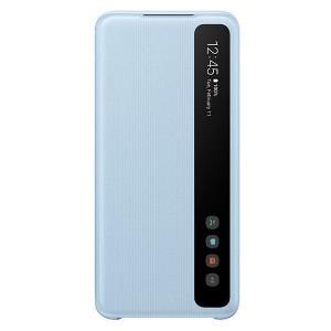 Samsung Tasche EF-ZG980CL Galaxy S20 blau Clear View Cover