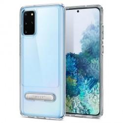 Spigen Slim Armor Essential Samsung S20+ Plus crystal clear Case Cover Hülle