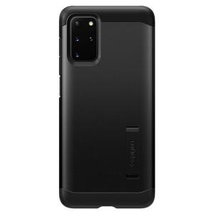 Spigen Tough Armor Samsung S20+ Plus Schwarz Case Cover Hülle