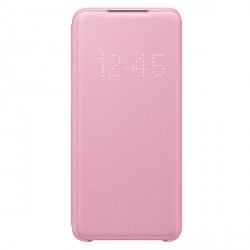 Samsung Tasche LED View Cover Pink EF-NG980PP