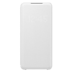 Samsung Tasche LED View Cover Galaxy S20 weiß EF-NG980PW