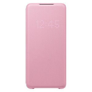 Samsung Tasche LED View Cover Galaxy S20+ Plus Pink EF-NG985PP