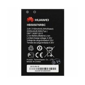 Original Huawei Akku HB505076RBC Ascend G610 / G700 / G710 1500mAh