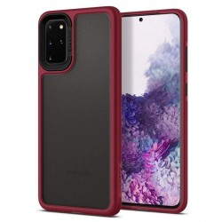 Spigen Ciel Samsung S20+ Plus burgundy Case Cover Hülle