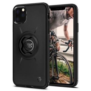 Spigen GearLock Etui iPhone 11 Pro Max GCF111 black Bike Mount
