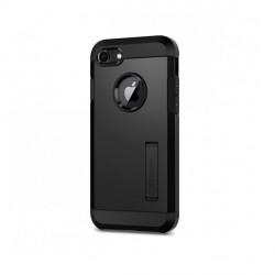 Spigen Tough Armor 2 Hülle iPhone SE 2020 / iPhone 8 / 7 Kickstand schwarz