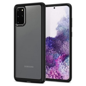 Spigen Ultra Hybrid Samsung S20+ Plus Schwarz Case Cover Hülle