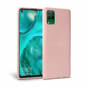 Icon Tech-Protect Hülle Huawei P40 Lite Innenfutter Rose