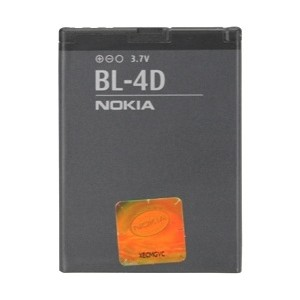 Original Nokia Akku BL-4D E5-00 / E7-00 / N8 / N97 Mini 1200mAh