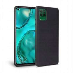 Icon Tech-Protect Hülle Huawei P40 Lite Innenfutter schwarz