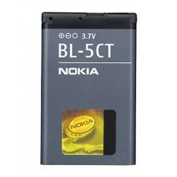 Original Nokia Akku BL-5CT 3720c / 5220 XM / 6303c / 6730c / C3-01 / C5 / C6-01 1050mAh