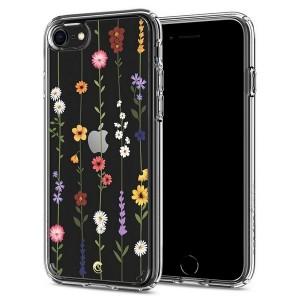 Spigen Ciel iPhone SE 2020 / iPhone 8 / 7 Flower Garden