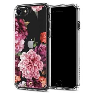 Spigen Ciel Hülle iPhone SE 2020 / iPhone 8 / 7 Rose Floral