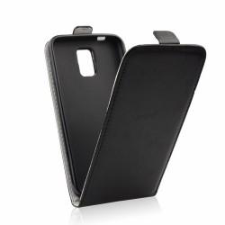 Flip Tasche SLIM FLEXI Huawei P40 Pro Schwarz