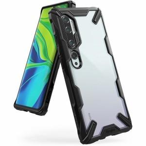 Ringke Fusion X Xiaomi Mi Note 10 / 10 Pro Hülle schwarz