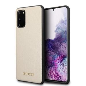 Guess Iridescent Hülle Samsung Galaxy S20+ Plus gold GUHCS67IGLGO