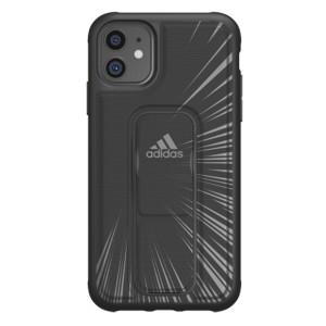 Adidas SP Grip Case 2 / Hülle iPhone 11 schwarz