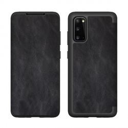 Tasche PU Leder Book Samsung Galaxy A51 A515 schwarz