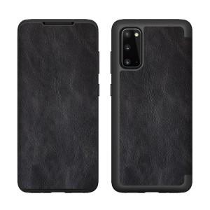 Tasche PU Leder Book Samsung Galaxy A71 A715 schwarz