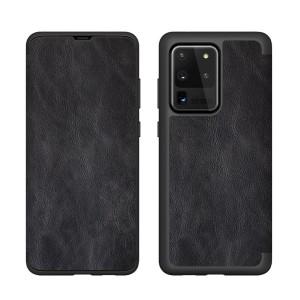 Hybrid Handytasche / Magnet Book Samsung Galaxy S20 Ultra schwarz