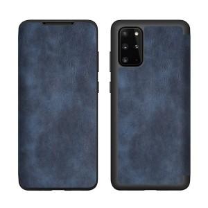 Hybrid Handytasche / Magnet Book Samsung Galaxy S20+ Plus blau
