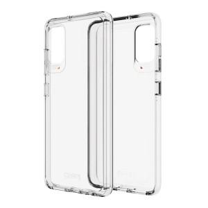 Gear4 Samsung A41 A415 Crystal Palace D30 Schutzhülle Transparent