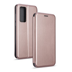 Magnetic Handytasche Huawei P40 Pro rosegold