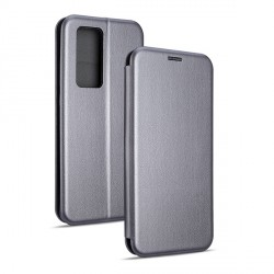 Magnetic Handytasche Huawei P40 Pro Grau