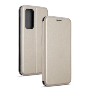 Magnetic Handytasche Huawei P40 gold