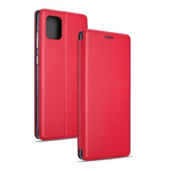 Magnetic Handytasche Samsung Galaxy Note 10 Lite N770 / A81 rot