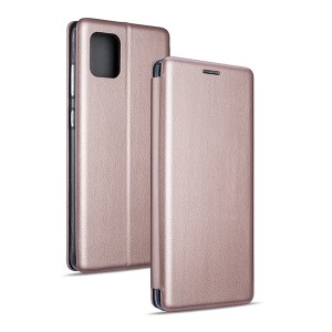 Magnetic Handytasche Samsung Galaxy Note 10 Lite N770 / A81 rose gold
