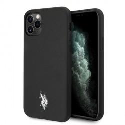 US Polo Hülle iPhone 11 Pro Max Polo Type schwarz USHCN65PUBK