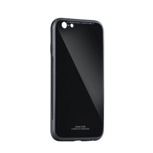 Glashülle Huawei P40 Lite schwarz