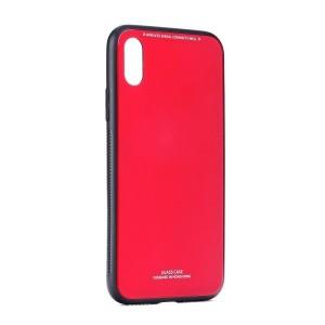 Glashülle Huawei P40 Lite Rot