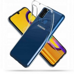 Flexair Hülle Tech-Protect Samsung Galaxy M215 M21 Transparent
