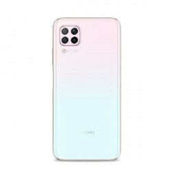 PURO 0.3 Nude Hülle Huawei P40 Lite transparent HWP40L03NUDETR