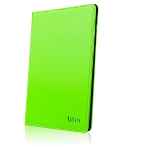 "Blun Tablet 9,7-10"" Tasche Universal Bookstyle lime"