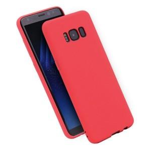 Candy Silikon Hülle / Case Huawei P40 Lite Rot