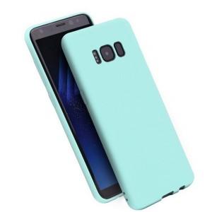 Candy Silikon Hülle / Case Huawei P40 Lite Blau
