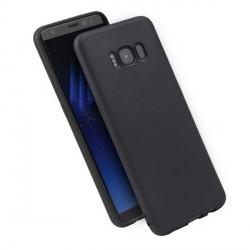 Candy Silikon Hülle / Case Huawei P40 Pro schwarz