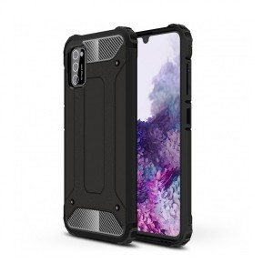Xarmor Tech-Protect Hybrid Hülle Samsung Galaxy A415 A41 schwarz