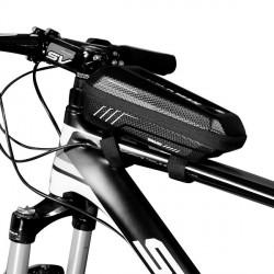 WILDMAN E5S wasserdichte Fahrradtasche schwarz