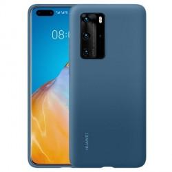 Original Huawei PC Case / Hülle P40 Pro Blau