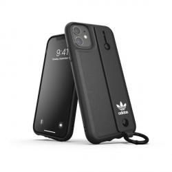 Adidas OR Hand Strap Case / Hülle iPhone 11 Pro Max schwarz