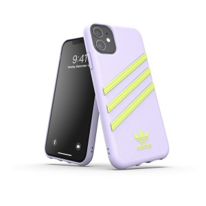 Adidas OR Moudled Case Woman Hülle iPhone 11 purple
