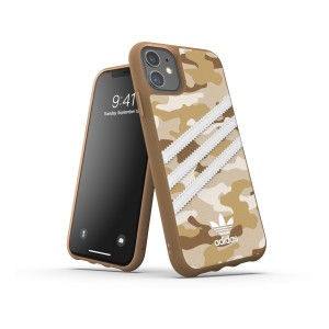 Adidas OR Moulded Case CAMO WOMAN Hülle iPhone 11 braun