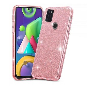 Tech-Protect Hülle Samsung Galaxy  M215 M21 Glitter pink